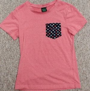 Tops - Pocket Tee